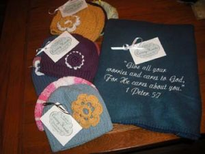 Creations of the Caring Hands Ministry