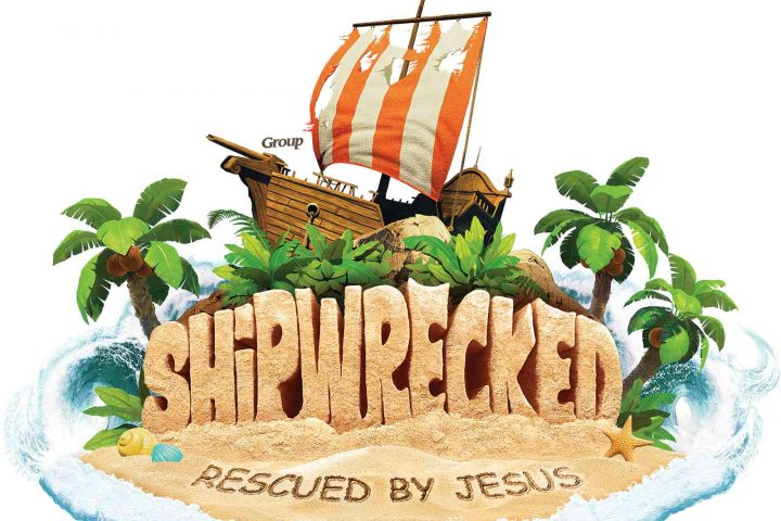 Shipwrecked - Rescued by Jesus
